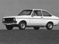 Ford Escort, 2 поколение [рестайлинг], Купе 2-дв., 1978–1981