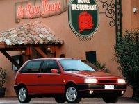 Fiat Tipo, 1 поколение, Хетчбэк 3-дв., 1987–1995