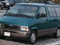 Ford Aerostar, 2 поколение, Минивэн, 1986–1997