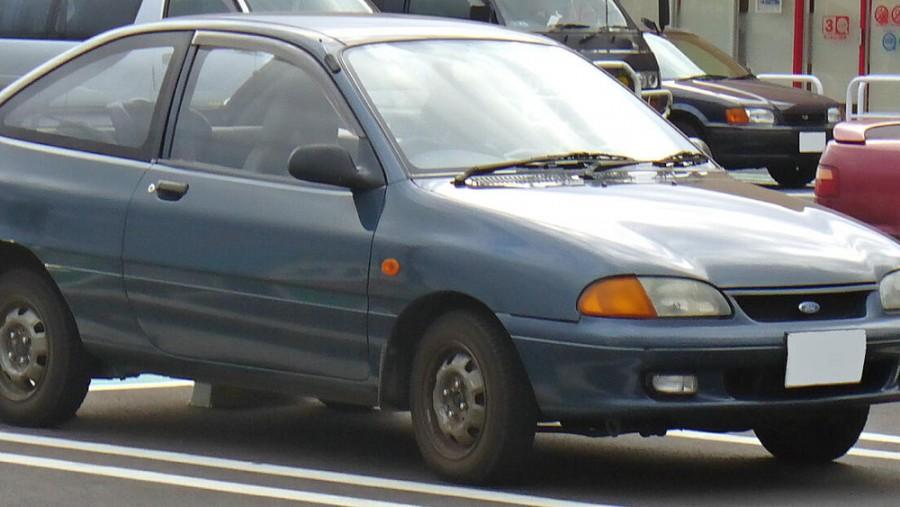 Ford Festiva хетчбэк 3-дв., 1993–1997, 2 поколение - отзывы, фото и характеристики на Car.ru