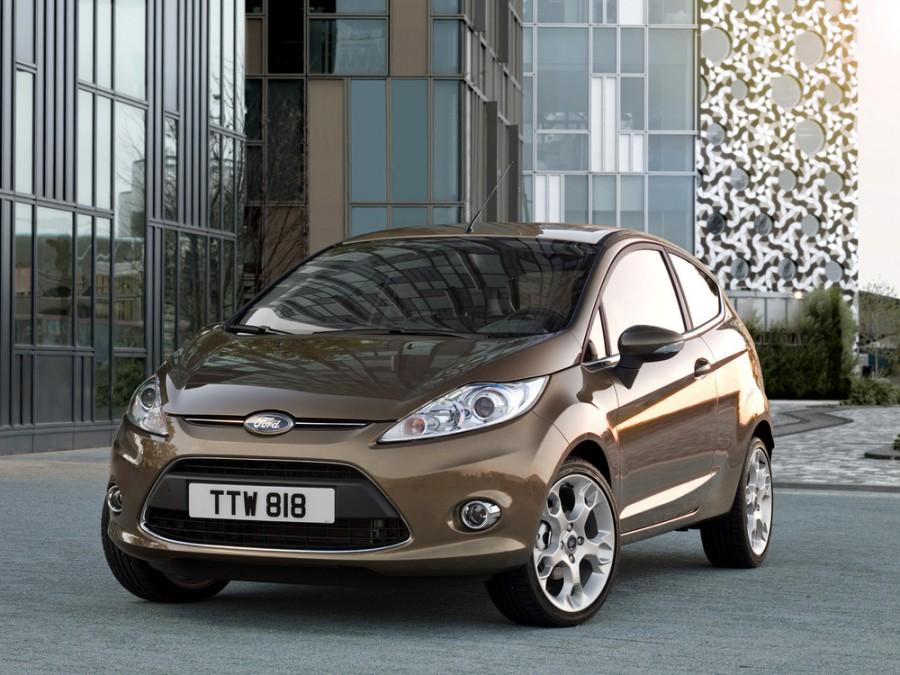 Ford Fiesta хетчбэк 3-дв., 2008–2016, 6 поколение - отзывы, фото и характеристики на Car.ru