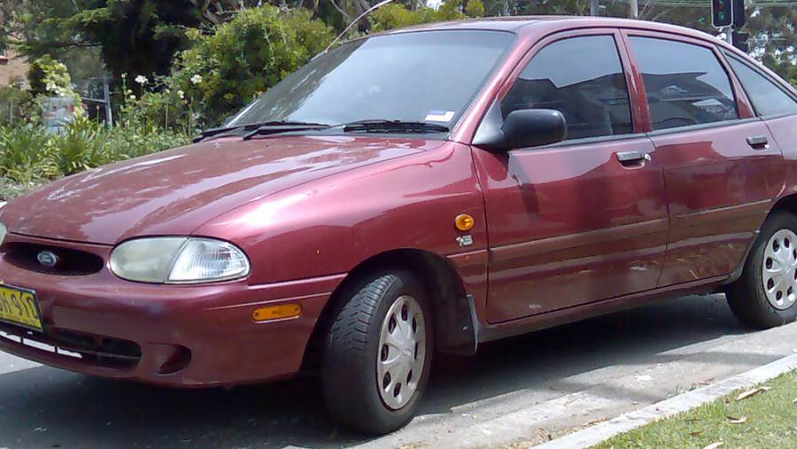 Ford Festiva хетчбэк 5-дв., 1997–2000, 2 поколение [рестайлинг] - отзывы, фото и характеристики на Car.ru