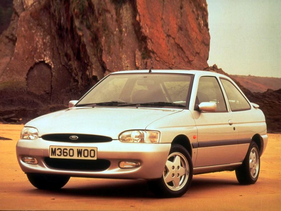 Ford Escort хетчбэк 3-дв., 1995–2000, 6 поколение - отзывы, фото и характеристики на Car.ru