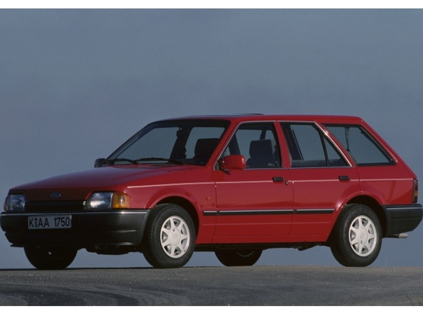ford escort 1986 1.6d универсал