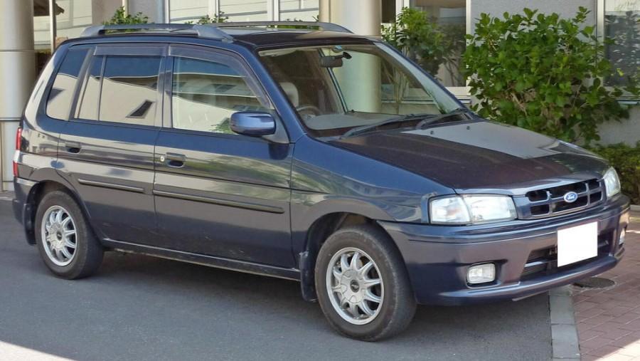Ford Festiva хетчбэк, 1996–2002, Mini Wagon - отзывы, фото и характеристики на Car.ru