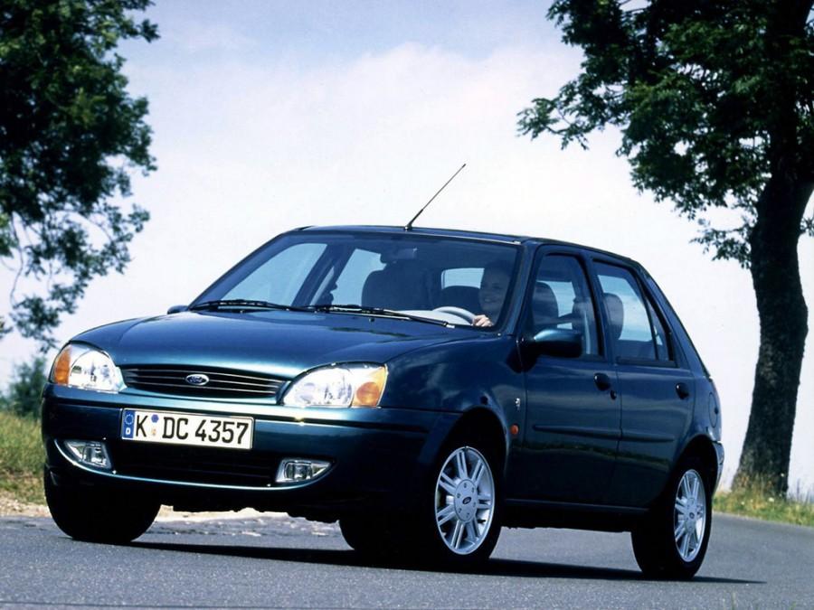 Ford Fiesta хетчбэк 5-дв., 1999–2006, 4 поколение [рестайлинг] - отзывы, фото и характеристики на Car.ru