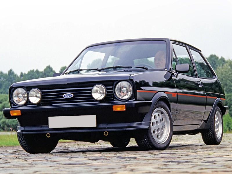 Ford Fiesta XR хетчбэк 3-дв., 1976–1983, 1 поколение - отзывы, фото и характеристики на Car.ru