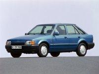 Ford Escort, 4 поколение, Хетчбэк 5-дв., 1986–1995