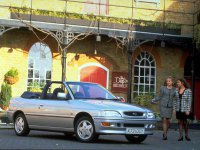 Ford Escort, 5 поколение [рестайлинг], Кабриолет, 1992–1995