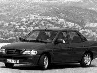 Ford Escort, 5 поколение [рестайлинг], Седан, 1992–1995