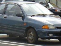 Ford Festiva, 2 поколение, Хетчбэк 3-дв., 1993–1997