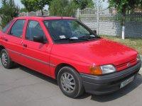 Ford Escort, 5 поколение, Хетчбэк 5-дв., 1990–1992