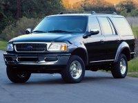 Ford Expedition, 1 поколение, Внедорожник, 1997–1998