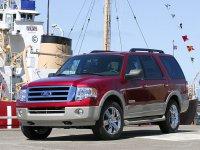 Ford Expedition, 3 поколение, Внедорожник, 2007–2016