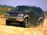 Ford Explorer, 2 поколение [рестайлинг], Внедорожник 5-дв., 1999–2001