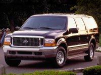 Ford Excursion, 1 поколение, Внедорожник, 1999–2005