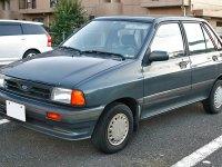 Ford Festiva, 1 поколение, Хетчбэк 5-дв., 1986–1993