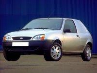 Ford Fiesta, 4 поколение [рестайлинг], Van фургон, 1999–2006