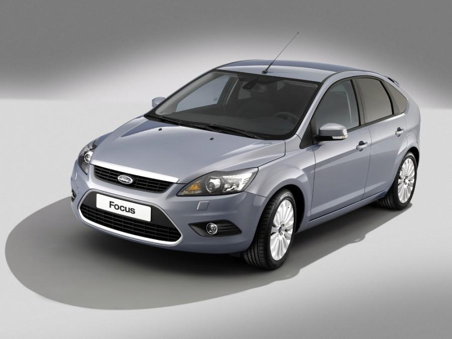 Ford Focus хетчбэк 5-дв., 2008–2011, 2 поколение [рестайлинг] - отзывы, фото и характеристики на Car.ru