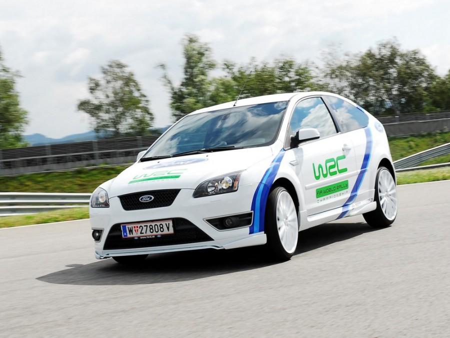 Ford Focus ST WRC Edition хетчбэк 3-дв., 2004–2008, 2 поколение - отзывы, фото и характеристики на Car.ru