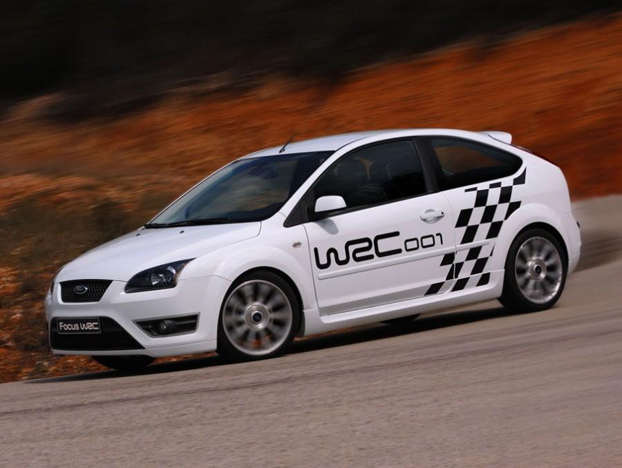 Ford Focus WRC-S Edition хетчбэк 3-дв., 2004–2008, 2 поколение - отзывы, фото и характеристики на Car.ru