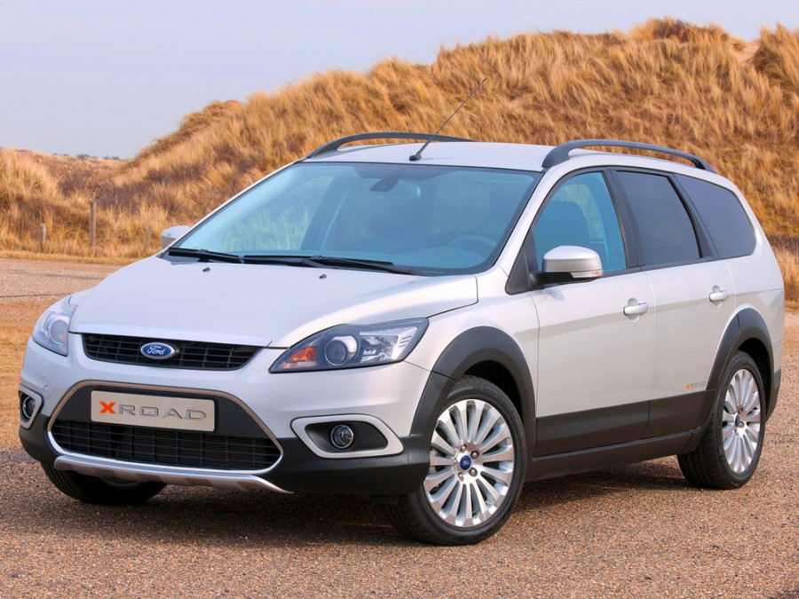 Ford Focus X Road универсал 5-дв., 2008–2011, 2 поколение [рестайлинг] - отзывы, фото и характеристики на Car.ru