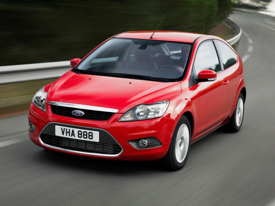 Ford Focus хетчбэк 3-дв., 2008–2011, 2 поколение [рестайлинг] - отзывы, фото и характеристики на Car.ru