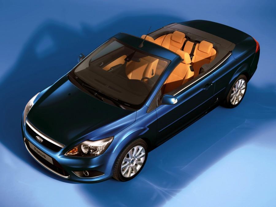 Ford Focus CC кабриолет, 2008–2011, 2 поколение [рестайлинг] - отзывы, фото и характеристики на Car.ru