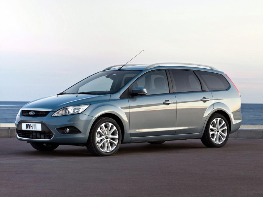 Ford Focus универсал 5-дв., 2008–2011, 2 поколение [рестайлинг] - отзывы, фото и характеристики на Car.ru
