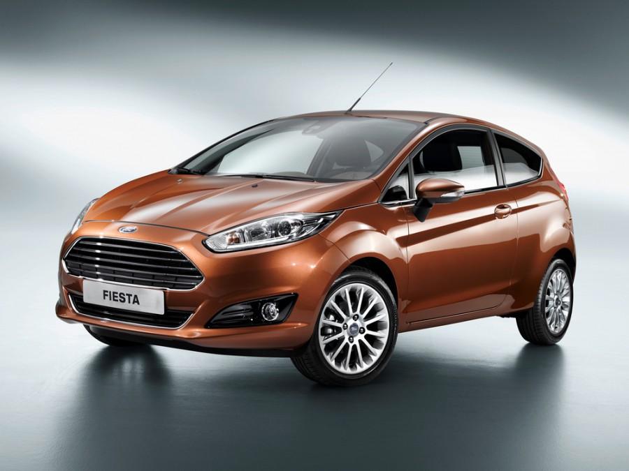 Ford Fiesta хетчбэк 3-дв., 2013–2016, 6 поколение [рестайлинг] - отзывы, фото и характеристики на Car.ru