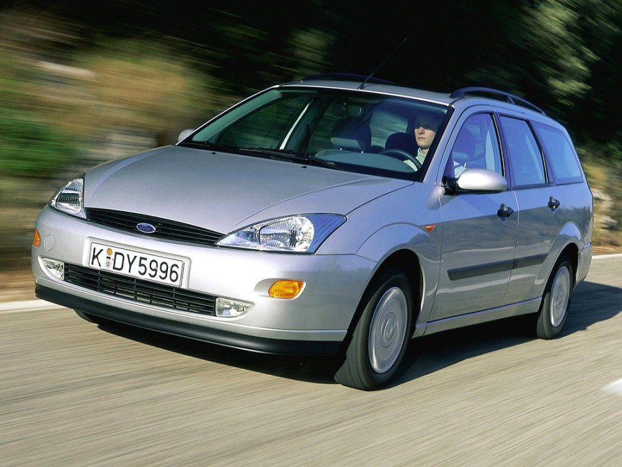 Ford Focus Turnier универсал 5-дв., 1998–2004, 1 поколение - отзывы, фото и характеристики на Car.ru