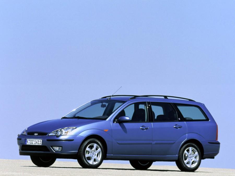Ford Focus универсал, 2001–2004, 1 поколение [рестайлинг] - отзывы, фото и характеристики на Car.ru