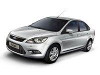 Ford Focus, 2 поколение [рестайлинг], Седан, 2008–2011