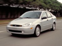 Ford Focus, 1 поколение, Sedan (usa) седан 4-дв., 1998–2004