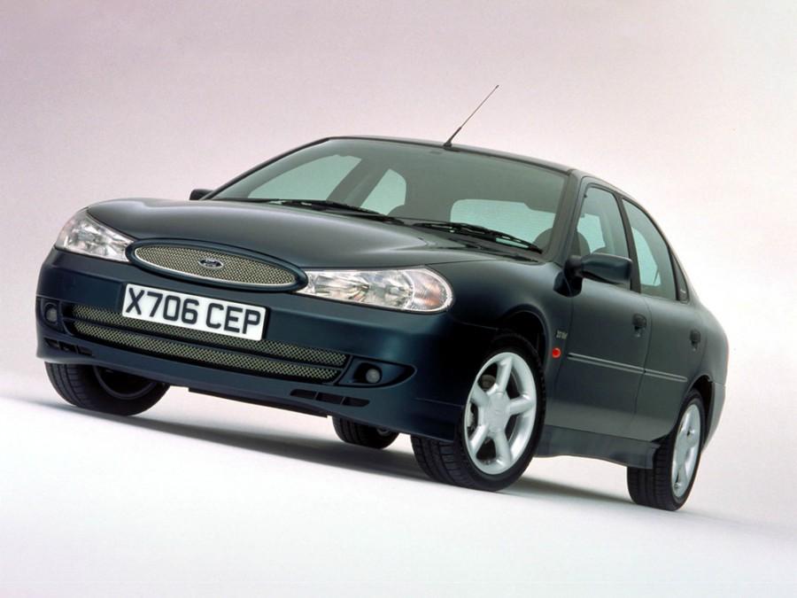 Ford Mondeo хетчбэк, 1996–2000, 2 поколение - отзывы, фото и характеристики на Car.ru