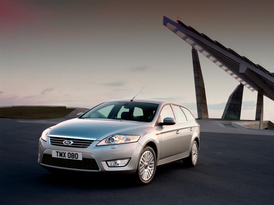 Ford Mondeo универсал, 2007–2010, 4 поколение - отзывы, фото и характеристики на Car.ru