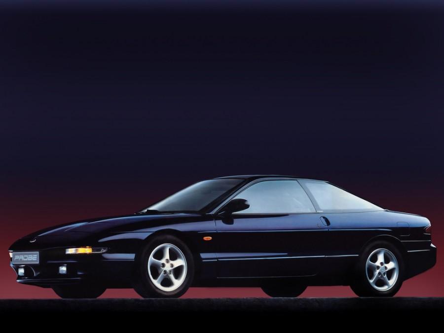 Ford Probe купе, 1993–1998, 2 поколение - отзывы, фото и характеристики на Car.ru