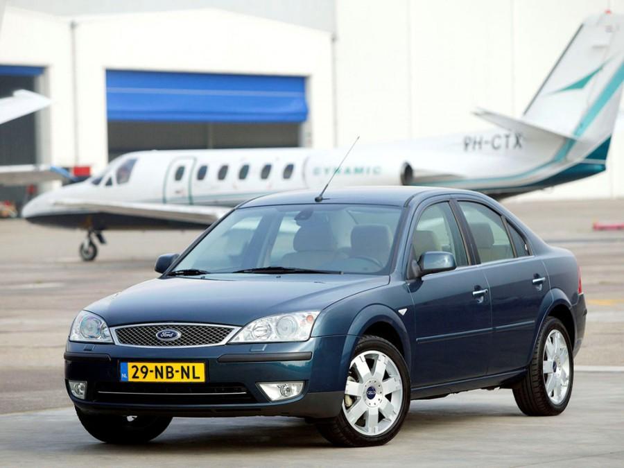 Ford Mondeo седан, 2005–2007, 3 поколение [рестайлинг] - отзывы, фото и характеристики на Car.ru