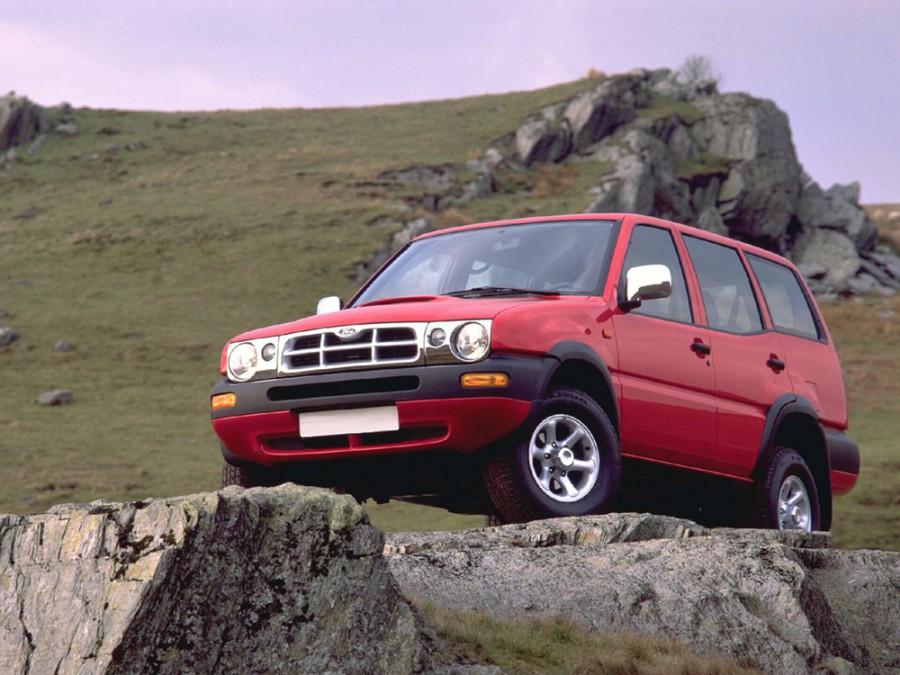 Ford Maverick внедорожник 5-дв., 1996–1998, 1 поколение [рестайлинг] - отзывы, фото и характеристики на Car.ru