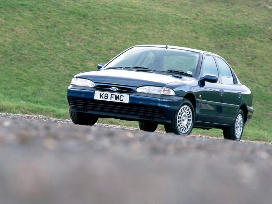 Ford Mondeo седан, 1993–1996, 1 поколение - отзывы, фото и характеристики на Car.ru
