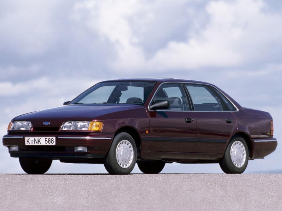 Ford Scorpio седан, 1985–1992, 1 поколение - отзывы, фото и характеристики на Car.ru