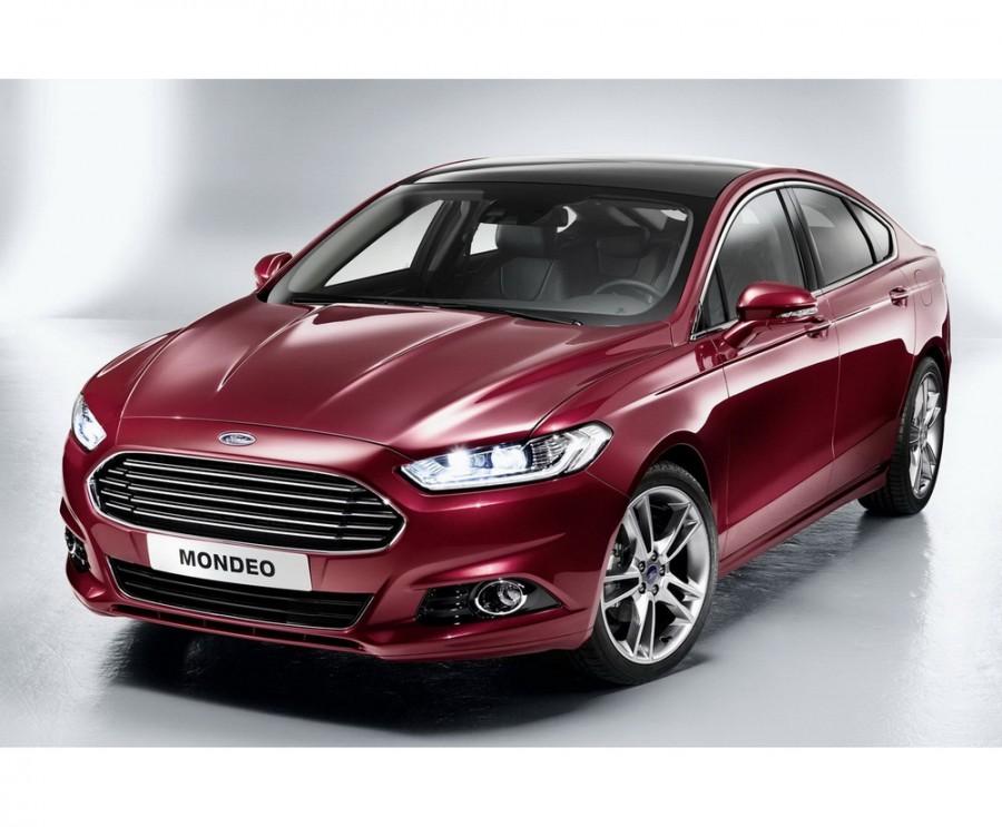 Ford Mondeo лифтбэк, 2015–2016, 5 поколение - отзывы, фото и характеристики на Car.ru
