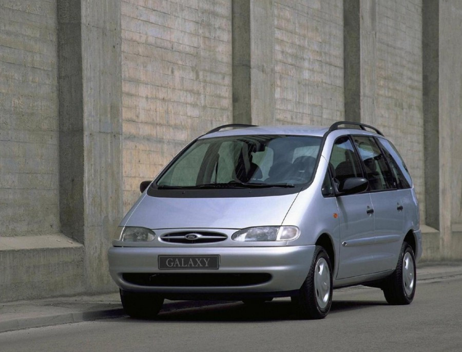 Ford Galaxy минивэн 5-дв., 1995–2000, 1 поколение - отзывы, фото и характеристики на Car.ru