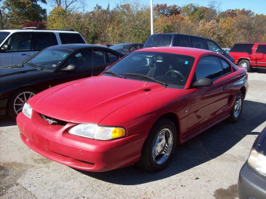 Ford Mustang купе, 1993–2005, 4 поколение - отзывы, фото и характеристики на Car.ru