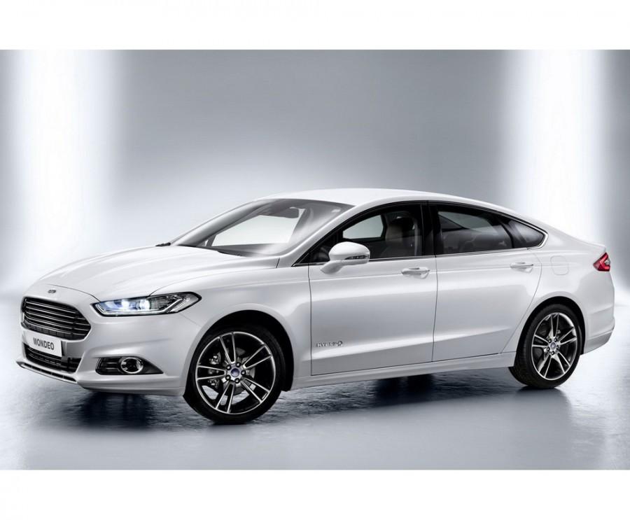 Ford Mondeo седан, 2015–2016, 5 поколение - отзывы, фото и характеристики на Car.ru