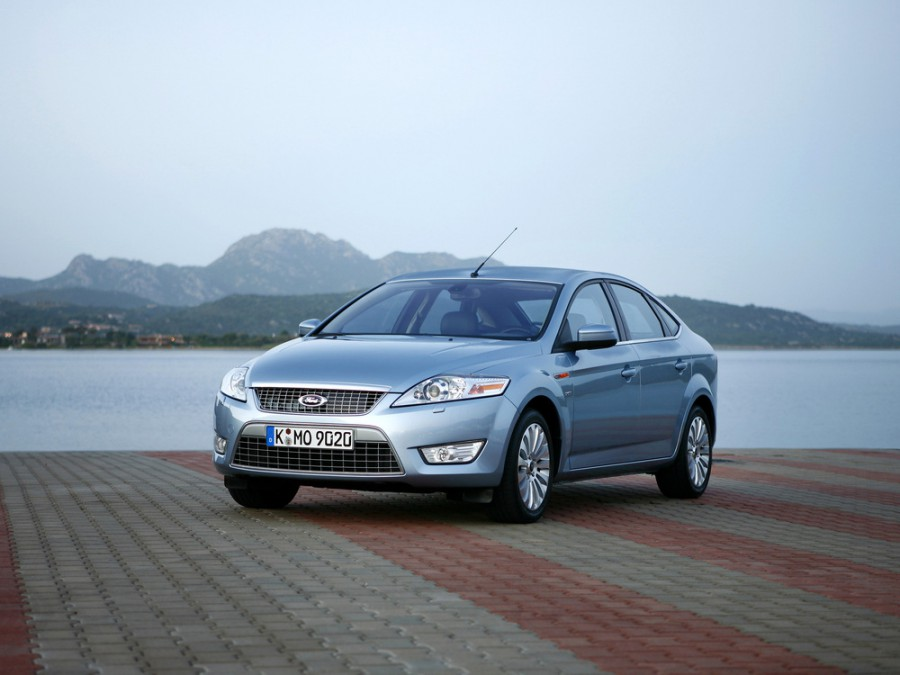 Ford Mondeo хетчбэк, 2007–2010, 4 поколение - отзывы, фото и характеристики на Car.ru