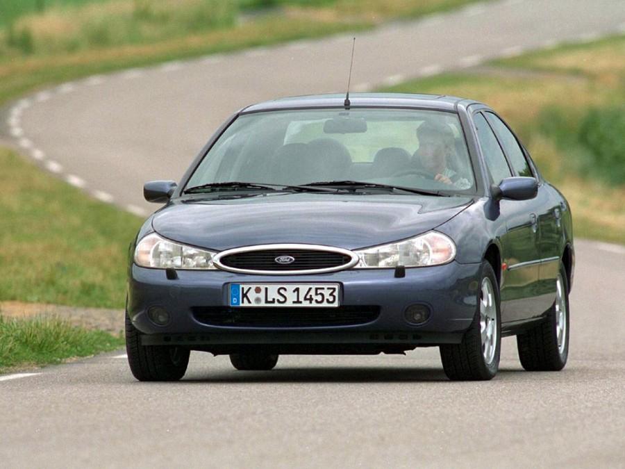 Ford Mondeo седан, 1996–2000, 2 поколение - отзывы, фото и характеристики на Car.ru