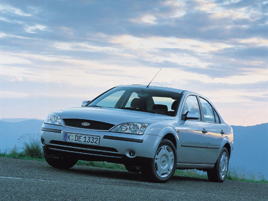 Ford Mondeo седан, 2000–2005, 3 поколение - отзывы, фото и характеристики на Car.ru