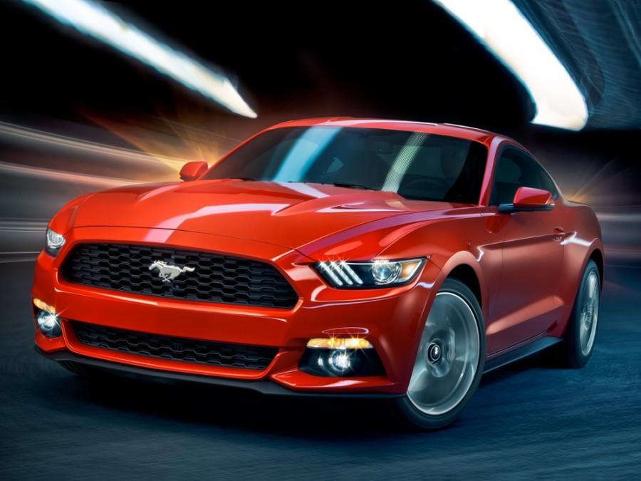 Ford Mustang купе, 6 поколение - отзывы, фото и характеристики на Car.ru