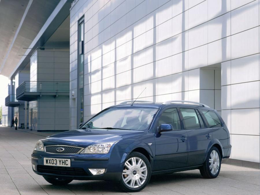 Ford Mondeo универсал 5-дв., 2005–2007, 3 поколение [рестайлинг] - отзывы, фото и характеристики на Car.ru
